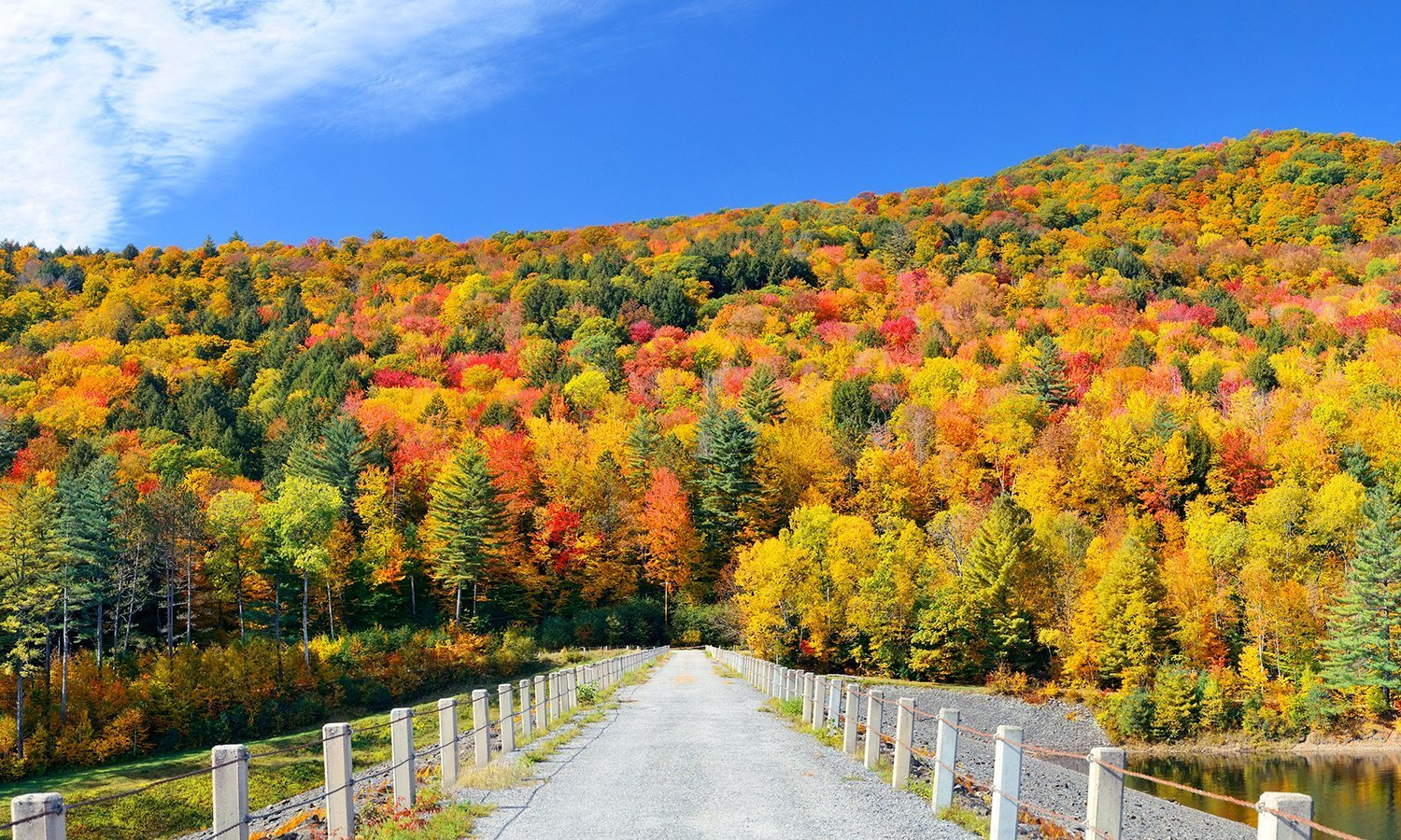 luxury hotels vermont driving itinerary banner lg