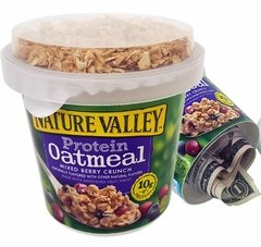 nature valley mixed berry crunch oatmeal diversion safe 65