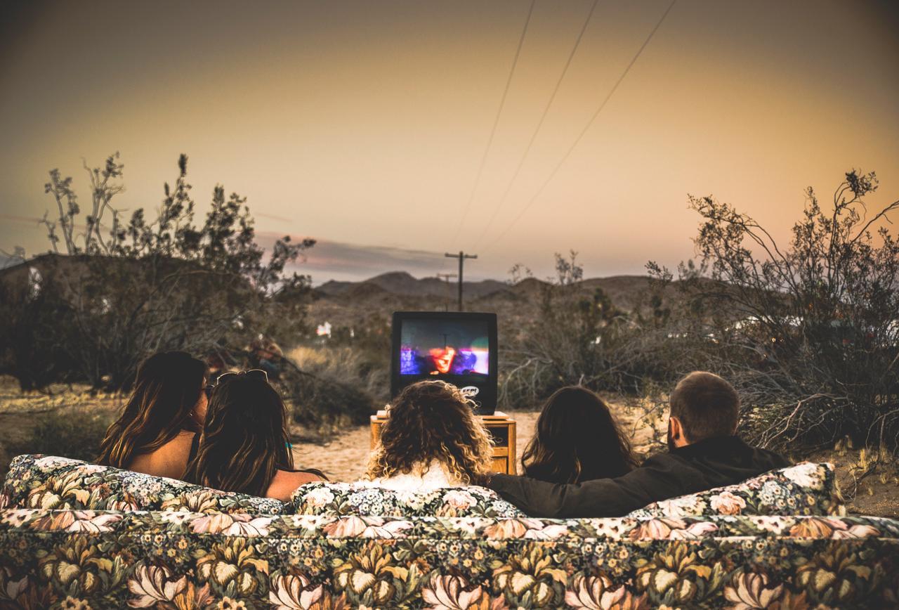 desert daze couch potatoes