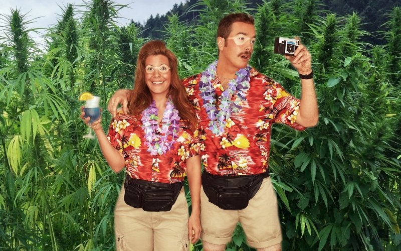 Cannabis Tourism Alive and Well