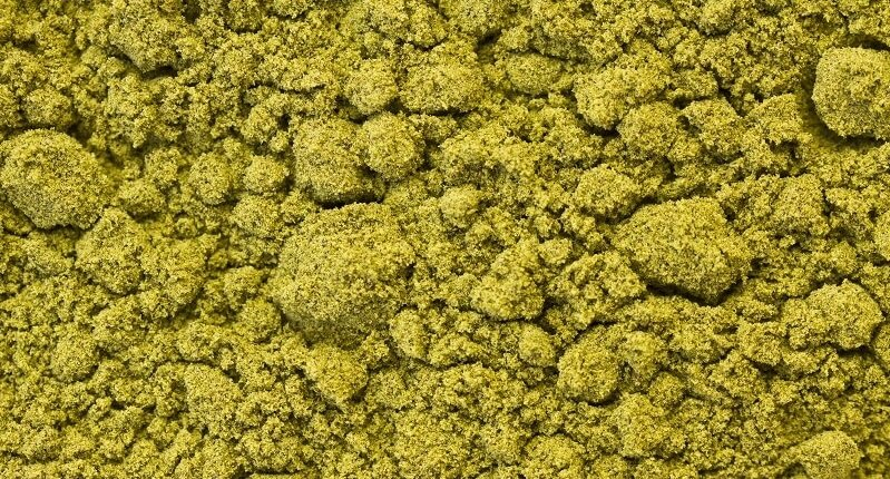 cannabis kief dry sift solventless concentrate1