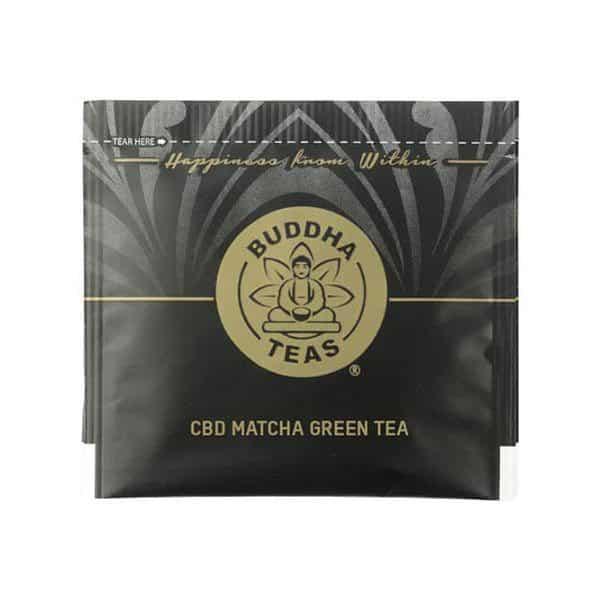 CBD Matcha Green Tea 1