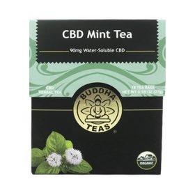 CBD Mint Tea