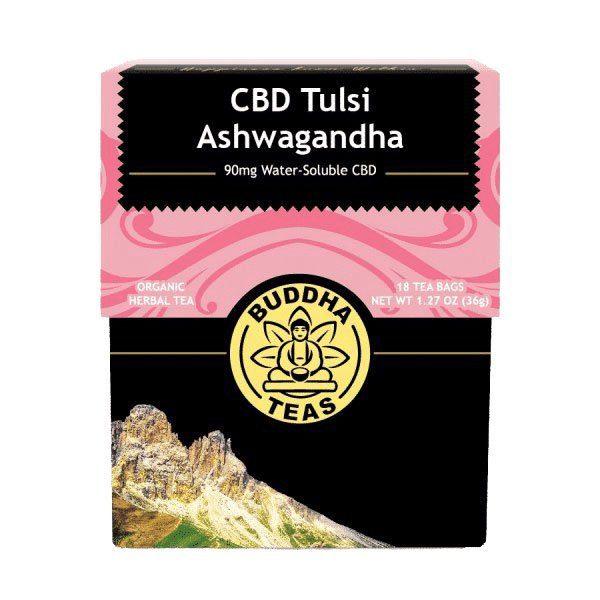 CBD Tulsi Ashwagandha